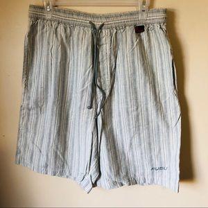 FUBU Drawstring Shorts